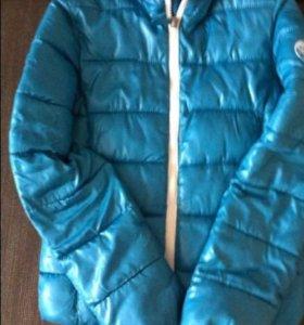 Куртку на девочку