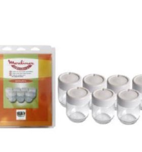 Баночки для йогурта