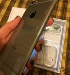 iPhone 6 16gb Gray