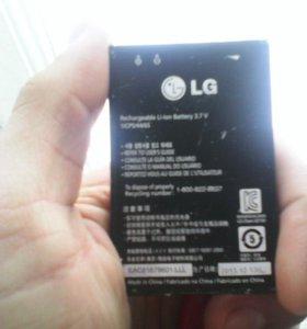 Батарейка LG BL-44JN