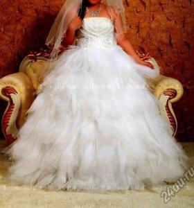Новое свадебное платье 008