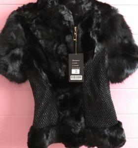 Куртка искусственный мех , размер 46