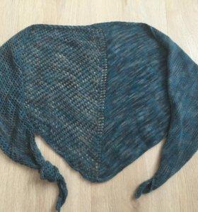 Бактус, шарф, платок.