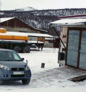 Toyota Rush+гараж
