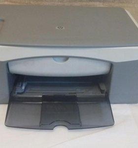 HP принтер/сканер/копир