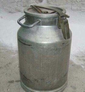 Алюминиевая фляга для молока (50 л)