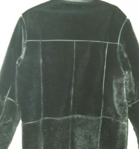 Куртка мужская из меха нерпы. Размер 52-54