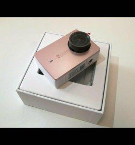 Xiaomi yi 4k (конкурент gopro)