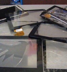 Заменим разбитые сенсоры планшетов