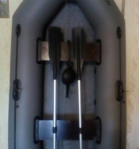Лодка 2-х местная АКВА