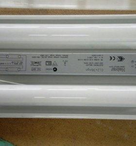 Светильники 2×36