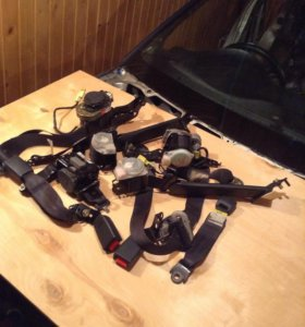 Ремни безопасности Subaru Legacy