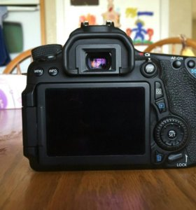CANON EOS 70D Kit EF-S 18-135 mm