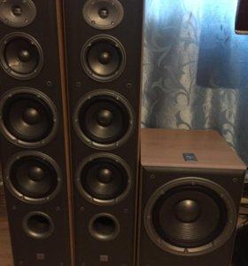 Комплект акустики JBL Northridge E90 + сабвуфер Е1