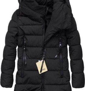 Куртка зимняя пуховик пальто