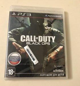 Продам новый диск Call of duty на PS3.