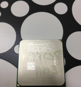 AMD Athlon ll x4 635, am 3