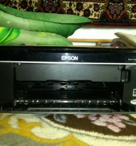 Продам принтер EPSON SX130