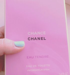 Chanel chance Tendre 100ml