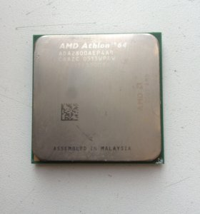 AMD Athlon 64 2800 + 1.8 ghz/512kb/socket 754