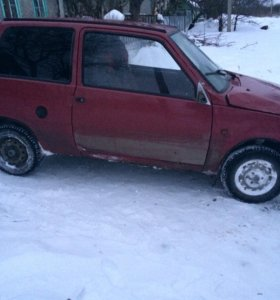 Автомобиль ОКА1111, 2000г
