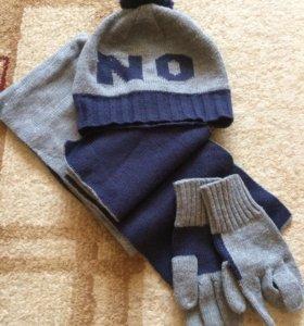 Комплект ACOOLA (шапка,шарф,перчатки)