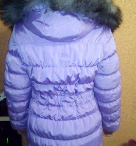 Куртка женская зимняя (можно для беременных)