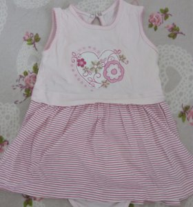 Платье - боди