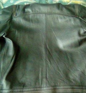 Куртка кожаная FEIDALE EXCLUSIVE.