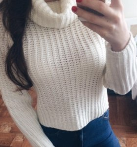 Новый!Укороченный свитер