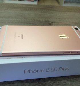 iPhone 6s+ rose 16гб
