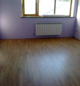 Экономичный ремонт квартир, комнат
