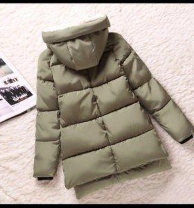 Парка, пуховик , куртка очень очень тёплая