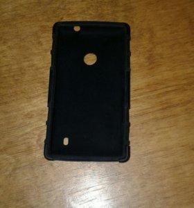 Чехол противоударный Nokia N520