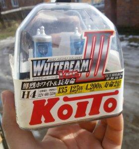 Галогеновые лампочки  KOIT Whitebeam III