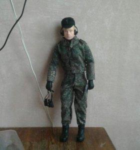 Калекционный солдат немецких войск (радист)