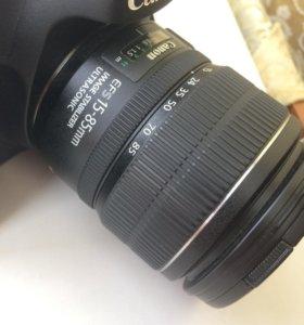 "Фотоаппарат ""Canon 7D"""