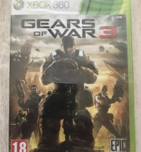 Gears of WAR 3 for xbox360
