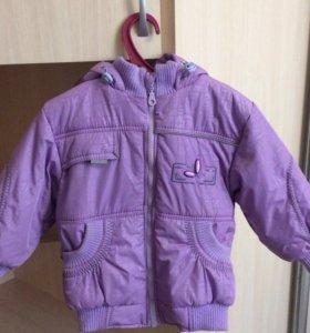 Детская куртка(осень-весна)