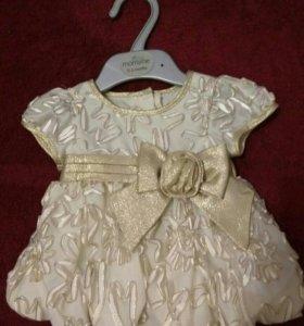 Шикарное платье для вашей малышки