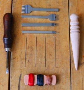 Инструмент по коже