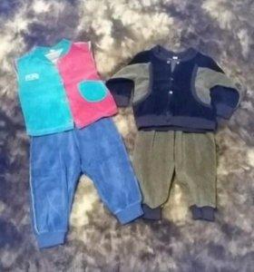 Верхняя одежна на мальчика