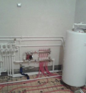 Газ. Отопление.Водоснабжение.