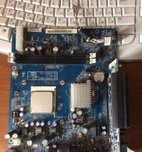 Процессор amd athlon 64 x2,материнка и видеокарта