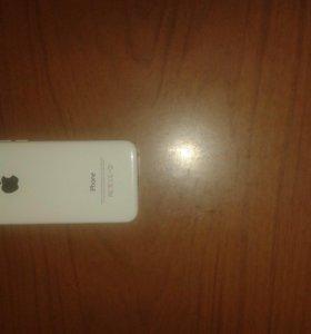 iPhone 5c на 16 гб