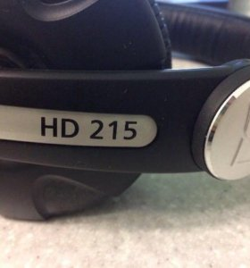 Наушники Sennheiser HD 215 II