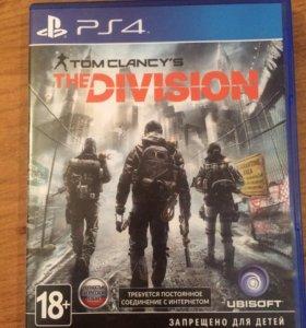 The division. Игра для ps4