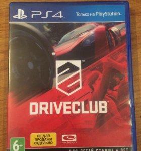 Driveclub.Игра для ps4