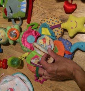 Пакет игрушек  для детей от 0 до 1 года