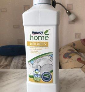 Жидкость для мытья посуды. Концентрат
